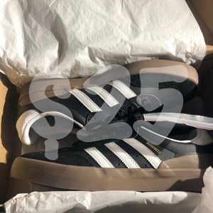 Adidas Black Shoe